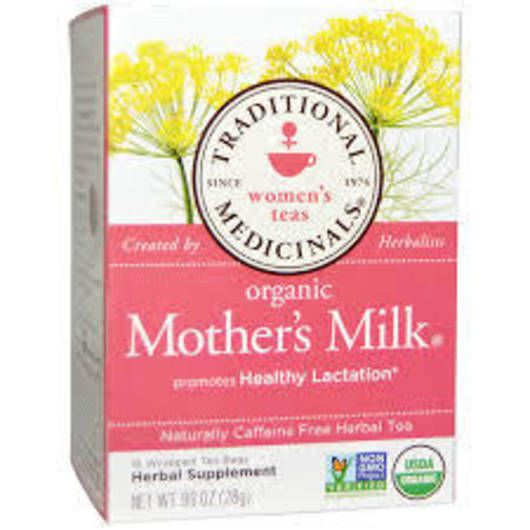 Traditional Medicinals Organic Mother's Milk