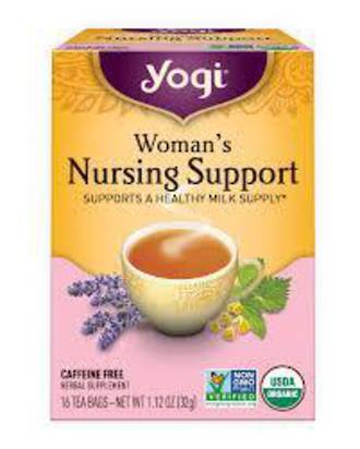 Yogi Woman's Nursing Support Tea 16 BAG