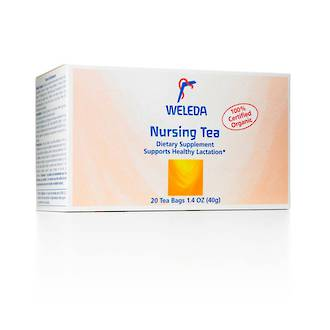 Weleda Nursing Tea, 20 Teabags, 40g